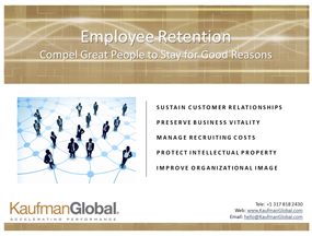 employee retention presentation